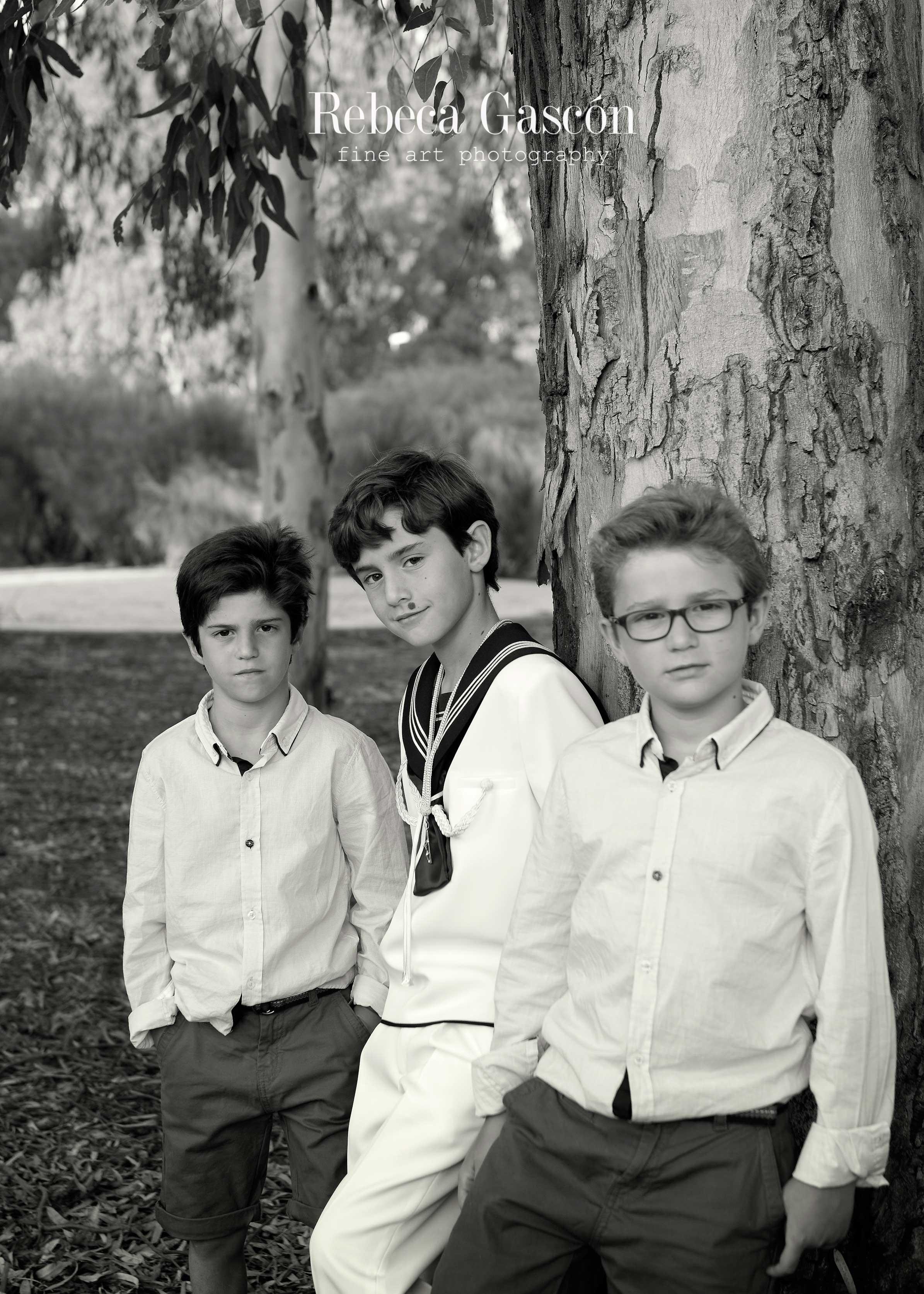 fotografia-blanco-y-negro-comunion